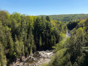 Gorge de Coaticook