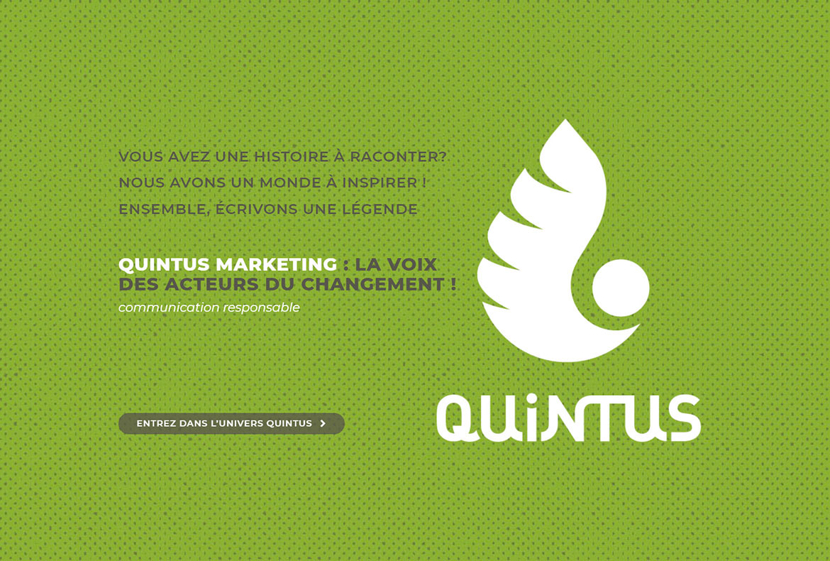 QUINTUS Marketing : Agence de communication respon