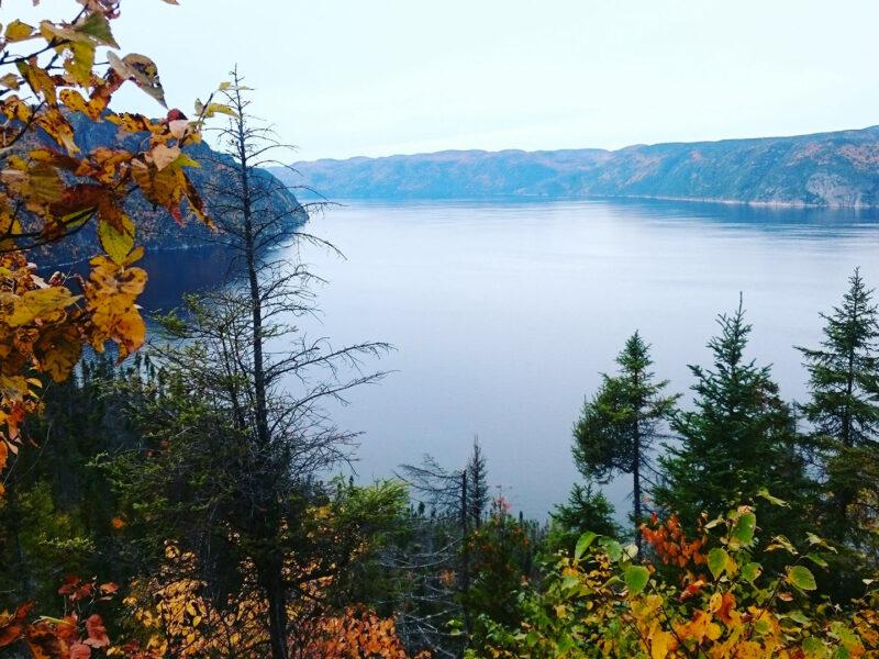 Fjord Saguenay Québec