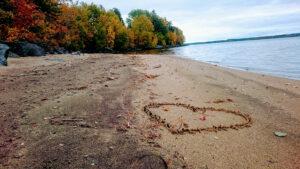 Lac Saint Jean Québec